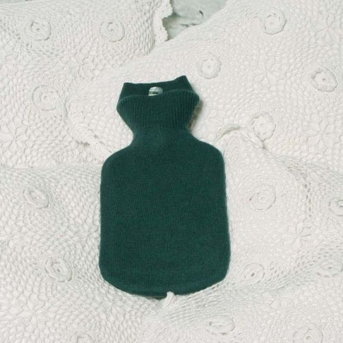 Luxuriously Soft Cashmere Hot Water Bottle Cover