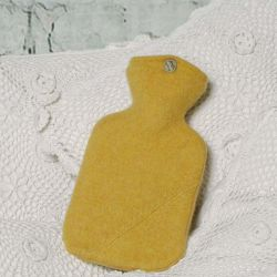 Pure Cashmere Hot Water Bottle