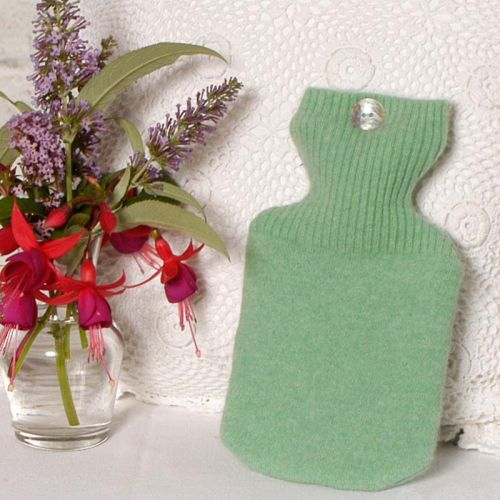 500ml Cashmere Hot Water Bottle Cover