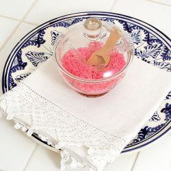 Damask Hand Towel